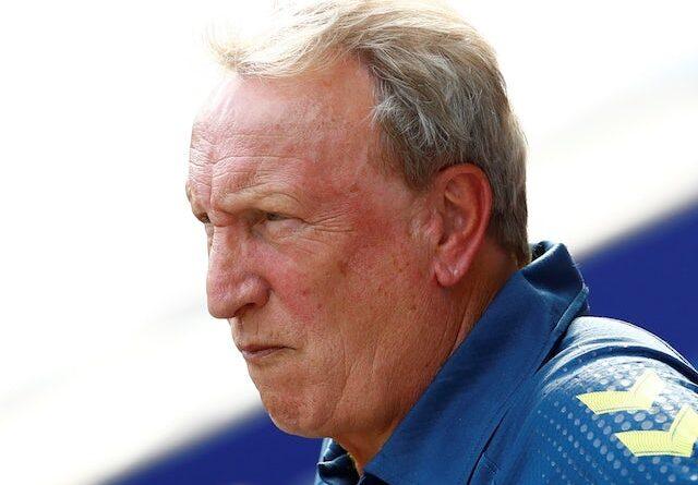 El entrenador del Middlesbrough, Neil Warnock, el 11 de septiembre de 2021