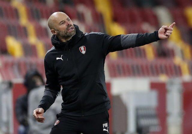 El entrenador del Rotherham United, Paul Warne, fotografiado el 27 de abril de 2021