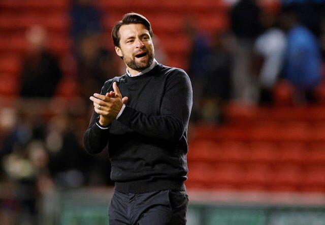 El manager del Swansea City, Russell Martin, fotografiado el 28 de agosto de 2021