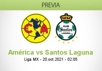 Pronóstico América vs Santos Laguna